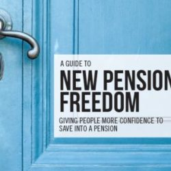 Guide to new Pension Freedom
