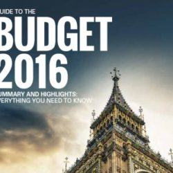 Guide to the Budget 2016