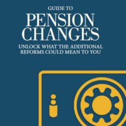 Guide to Pension changes