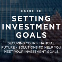 Guide to Setting Investments Goals